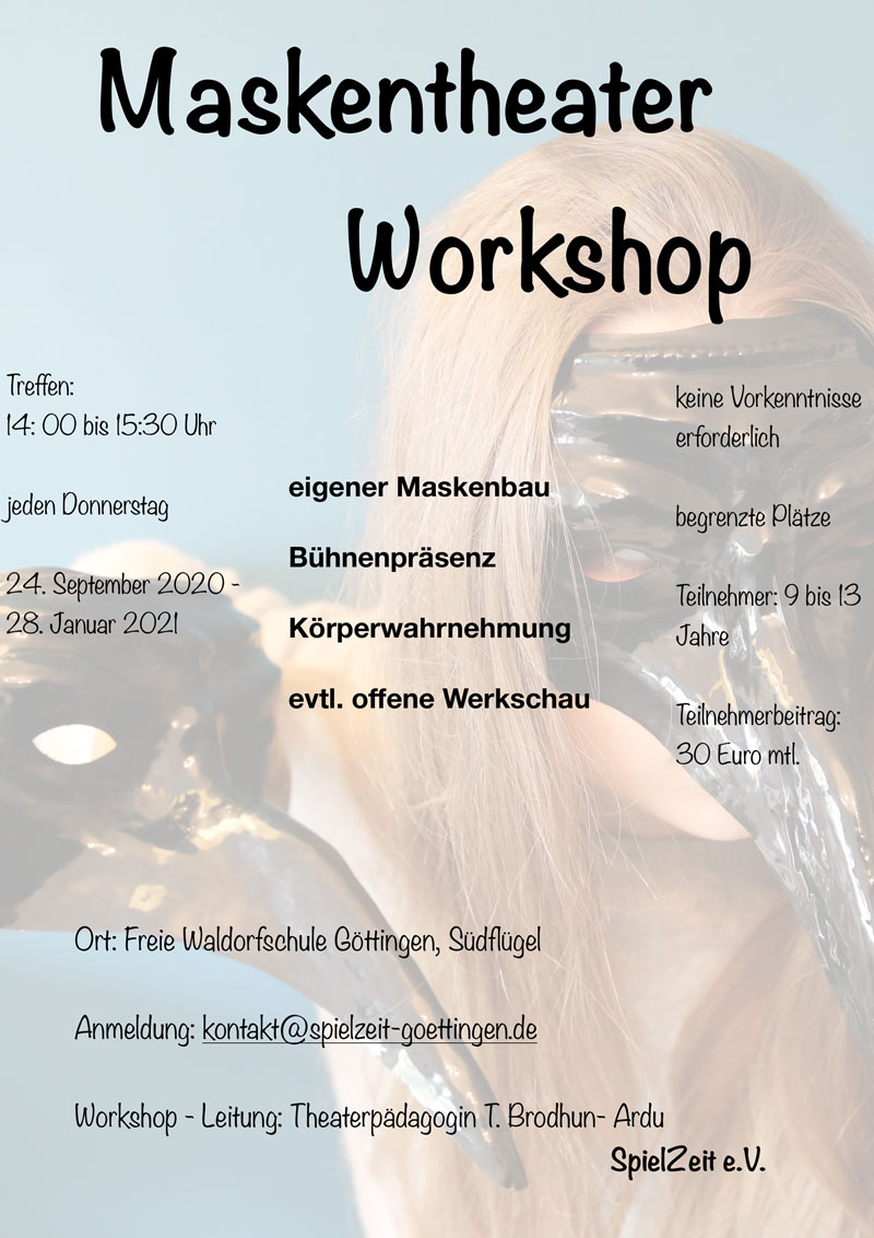 Maskentheater Workshop